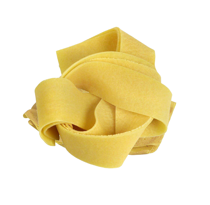 Pappardelle gialle (yellow)